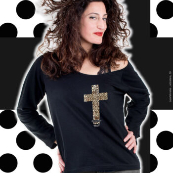 Leoparden Cruz Sweatshirt